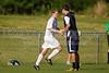 Mt Tabor Spartans vs RJR Demons Men's Varsity Soccer<br /> Forsyth Cup Soccer Tournament Consolation Match<br /> Saturday, August 24, 2013 at West Forsyth High School<br /> Clemmons, North Carolina<br /> (file 175650_BV0H3820_1D4)