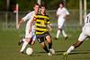 Mt Tabor Spartans vs RJR Demons Men's Varsity Soccer<br /> Forsyth Cup Soccer Tournament Consolation Match<br /> Saturday, August 24, 2013 at West Forsyth High School<br /> Clemmons, North Carolina<br /> (file 182346_BV0H3927_1D4)