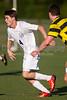 Mt Tabor Spartans vs RJR Demons Men's Varsity Soccer<br /> Forsyth Cup Soccer Tournament Consolation Match<br /> Saturday, August 24, 2013 at West Forsyth High School<br /> Clemmons, North Carolina<br /> (file 183239_BV0H3981_1D4)