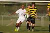 Mt Tabor Spartans vs RJR Demons Men's Varsity Soccer<br /> Forsyth Cup Soccer Tournament Consolation Match<br /> Saturday, August 24, 2013 at West Forsyth High School<br /> Clemmons, North Carolina<br /> (file 185728_BV0H4071_1D4)