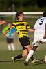 Mt Tabor Spartans vs RJR Demons Men's Varsity Soccer<br /> Forsyth Cup Soccer Tournament Consolation Match<br /> Saturday, August 24, 2013 at West Forsyth High School<br /> Clemmons, North Carolina<br /> (file 190428_BV0H4125_1D4)