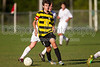 Mt Tabor Spartans vs RJR Demons Men's Varsity Soccer<br /> Forsyth Cup Soccer Tournament Consolation Match<br /> Saturday, August 24, 2013 at West Forsyth High School<br /> Clemmons, North Carolina<br /> (file 182346_BV0H3928_1D4)