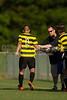 Mt Tabor Spartans vs RJR Demons Men's Varsity Soccer<br /> Forsyth Cup Soccer Tournament Consolation Match<br /> Saturday, August 24, 2013 at West Forsyth High School<br /> Clemmons, North Carolina<br /> (file 175606_BV0H3809_1D4)