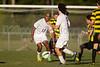 Mt Tabor Spartans vs RJR Demons Men's Varsity Soccer<br /> Forsyth Cup Soccer Tournament Consolation Match<br /> Saturday, August 24, 2013 at West Forsyth High School<br /> Clemmons, North Carolina<br /> (file 185728_BV0H4073_1D4)