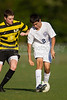 Mt Tabor Spartans vs RJR Demons Men's Varsity Soccer<br /> Forsyth Cup Soccer Tournament Consolation Match<br /> Saturday, August 24, 2013 at West Forsyth High School<br /> Clemmons, North Carolina<br /> (file 180144_BV0H3843_1D4)