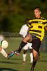 Mt Tabor Spartans vs RJR Demons Men's Varsity Soccer<br /> Forsyth Cup Soccer Tournament Consolation Match<br /> Saturday, August 24, 2013 at West Forsyth High School<br /> Clemmons, North Carolina<br /> (file 190819_BV0H4151_1D4)