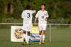 Mt Tabor Spartans vs RJR Demons Men's Varsity Soccer<br /> Forsyth Cup Soccer Tournament Consolation Match<br /> Saturday, August 24, 2013 at West Forsyth High School<br /> Clemmons, North Carolina<br /> (file 185501_BV0H4051_1D4)
