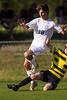 Mt Tabor Spartans vs RJR Demons Men's Varsity Soccer<br /> Forsyth Cup Soccer Tournament Consolation Match<br /> Saturday, August 24, 2013 at West Forsyth High School<br /> Clemmons, North Carolina<br /> (file 181122_BV0H3882_1D4)
