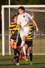 Mt Tabor Spartans vs RJR Demons Men's Varsity Soccer<br /> Forsyth Cup Soccer Tournament Consolation Match<br /> Saturday, August 24, 2013 at West Forsyth High School<br /> Clemmons, North Carolina<br /> (file 193423_BV0H4234_1D4)