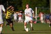 Mt Tabor Spartans vs RJR Demons Men's Varsity Soccer<br /> Forsyth Cup Soccer Tournament Consolation Match<br /> Saturday, August 24, 2013 at West Forsyth High School<br /> Clemmons, North Carolina<br /> (file 190731_BV0H4143_1D4)