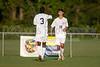 Mt Tabor Spartans vs RJR Demons Men's Varsity Soccer<br /> Forsyth Cup Soccer Tournament Consolation Match<br /> Saturday, August 24, 2013 at West Forsyth High School<br /> Clemmons, North Carolina<br /> (file 185501_BV0H4050_1D4)