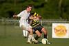 Mt Tabor Spartans vs RJR Demons Men's Varsity Soccer<br /> Forsyth Cup Soccer Tournament Consolation Match<br /> Saturday, August 24, 2013 at West Forsyth High School<br /> Clemmons, North Carolina<br /> (file 190159_BV0H4102_1D4)