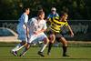 Mt Tabor Spartans vs RJR Demons Men's Varsity Soccer<br /> Forsyth Cup Soccer Tournament Consolation Match<br /> Saturday, August 24, 2013 at West Forsyth High School<br /> Clemmons, North Carolina<br /> (file 190156_QE6Q1095_1D2N)