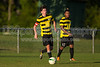 Mt Tabor Spartans vs RJR Demons Men's Varsity Soccer<br /> Forsyth Cup Soccer Tournament Consolation Match<br /> Saturday, August 24, 2013 at West Forsyth High School<br /> Clemmons, North Carolina<br /> (file 185757_BV0H4074_1D4)