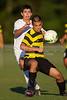 Mt Tabor Spartans vs RJR Demons Men's Varsity Soccer<br /> Forsyth Cup Soccer Tournament Consolation Match<br /> Saturday, August 24, 2013 at West Forsyth High School<br /> Clemmons, North Carolina<br /> (file 185828_BV0H4082_1D4)