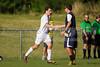 Mt Tabor Spartans vs RJR Demons Men's Varsity Soccer<br /> Forsyth Cup Soccer Tournament Consolation Match<br /> Saturday, August 24, 2013 at West Forsyth High School<br /> Clemmons, North Carolina<br /> (file 175634_BV0H3816_1D4)