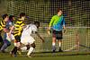 Mt Tabor Spartans vs RJR Demons Men's Varsity Soccer<br /> Forsyth Cup Soccer Tournament Consolation Match<br /> Saturday, August 24, 2013 at West Forsyth High School<br /> Clemmons, North Carolina<br /> (file 191238_BV0H4163_1D4)