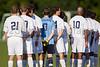 Mt Tabor Spartans vs RJR Demons Men's Varsity Soccer<br /> Forsyth Cup Soccer Tournament Consolation Match<br /> Saturday, August 24, 2013 at West Forsyth High School<br /> Clemmons, North Carolina<br /> (file 175732_BV0H3823_1D4)