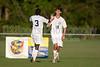 Mt Tabor Spartans vs RJR Demons Men's Varsity Soccer<br /> Forsyth Cup Soccer Tournament Consolation Match<br /> Saturday, August 24, 2013 at West Forsyth High School<br /> Clemmons, North Carolina<br /> (file 185502_BV0H4052_1D4)