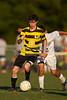 Mt Tabor Spartans vs RJR Demons Men's Varsity Soccer<br /> Forsyth Cup Soccer Tournament Consolation Match<br /> Saturday, August 24, 2013 at West Forsyth High School<br /> Clemmons, North Carolina<br /> (file 190842_BV0H4152_1D4)