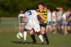 Mt Tabor Spartans vs RJR Demons Men's Varsity Soccer<br /> Forsyth Cup Soccer Tournament Consolation Match<br /> Saturday, August 24, 2013 at West Forsyth High School<br /> Clemmons, North Carolina<br /> (file 190552_BV0H4138_1D4)