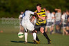 Mt Tabor Spartans vs RJR Demons Men's Varsity Soccer<br /> Forsyth Cup Soccer Tournament Consolation Match<br /> Saturday, August 24, 2013 at West Forsyth High School<br /> Clemmons, North Carolina<br /> (file 190551_BV0H4137_1D4)