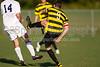 Mt Tabor Spartans vs RJR Demons Men's Varsity Soccer<br /> Forsyth Cup Soccer Tournament Consolation Match<br /> Saturday, August 24, 2013 at West Forsyth High School<br /> Clemmons, North Carolina<br /> (file 182339_BV0H3924_1D4)