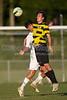 Mt Tabor Spartans vs RJR Demons Men's Varsity Soccer<br /> Forsyth Cup Soccer Tournament Consolation Match<br /> Saturday, August 24, 2013 at West Forsyth High School<br /> Clemmons, North Carolina<br /> (file 190425_BV0H4122_1D4)