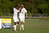 Mt Tabor Spartans vs RJR Demons Men's Varsity Soccer<br /> Forsyth Cup Soccer Tournament Consolation Match<br /> Saturday, August 24, 2013 at West Forsyth High School<br /> Clemmons, North Carolina<br /> (file 185503_BV0H4053_1D4)
