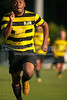 Mt Tabor Spartans vs RJR Demons Men's Varsity Soccer<br /> Forsyth Cup Soccer Tournament Consolation Match<br /> Saturday, August 24, 2013 at West Forsyth High School<br /> Clemmons, North Carolina<br /> (file 181604_QE6Q1022_1D2N)