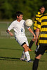 Mt Tabor Spartans vs RJR Demons Men's Varsity Soccer<br /> Forsyth Cup Soccer Tournament Consolation Match<br /> Saturday, August 24, 2013 at West Forsyth High School<br /> Clemmons, North Carolina<br /> (file 181904_QE6Q1030_1D2N)