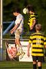Mt Tabor Spartans vs RJR Demons Men's Varsity Soccer<br /> Forsyth Cup Soccer Tournament Consolation Match<br /> Saturday, August 24, 2013 at West Forsyth High School<br /> Clemmons, North Carolina<br /> (file 192320_BV0H4194_1D4)
