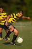 Mt Tabor Spartans vs RJR Demons Men's Varsity Soccer<br /> Forsyth Cup Soccer Tournament Consolation Match<br /> Saturday, August 24, 2013 at West Forsyth High School<br /> Clemmons, North Carolina<br /> (file 185829_BV0H4084_1D4)