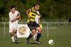 Mt Tabor Spartans vs RJR Demons Men's Varsity Soccer<br /> Forsyth Cup Soccer Tournament Consolation Match<br /> Saturday, August 24, 2013 at West Forsyth High School<br /> Clemmons, North Carolina<br /> (file 190229_BV0H4110_1D4)