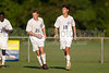 Mt Tabor Spartans vs RJR Demons Men's Varsity Soccer<br /> Forsyth Cup Soccer Tournament Consolation Match<br /> Saturday, August 24, 2013 at West Forsyth High School<br /> Clemmons, North Carolina<br /> (file 185507_BV0H4054_1D4)