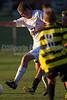 Mt Tabor Spartans vs RJR Demons Men's Varsity Soccer<br /> Forsyth Cup Soccer Tournament Consolation Match<br /> Saturday, August 24, 2013 at West Forsyth High School<br /> Clemmons, North Carolina<br /> (file 191933_BV0H4183_1D4)