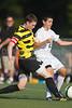 Mt Tabor Spartans vs RJR Demons Men's Varsity Soccer<br /> Forsyth Cup Soccer Tournament Consolation Match<br /> Saturday, August 24, 2013 at West Forsyth High School<br /> Clemmons, North Carolina<br /> (file 180148_BV0H3845_1D4)