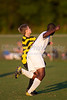 Mt Tabor Spartans vs RJR Demons Men's Varsity Soccer<br /> Forsyth Cup Soccer Tournament Consolation Match<br /> Saturday, August 24, 2013 at West Forsyth High School<br /> Clemmons, North Carolina<br /> (file 193258_BV0H4220_1D4)