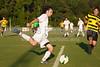 Mt Tabor Spartans vs RJR Demons Men's Varsity Soccer<br /> Forsyth Cup Soccer Tournament Consolation Match<br /> Saturday, August 24, 2013 at West Forsyth High School<br /> Clemmons, North Carolina<br /> (file 190848_803Q4530_1D3)