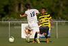 Mt Tabor Spartans vs RJR Demons Men's Varsity Soccer<br /> Forsyth Cup Soccer Tournament Consolation Match<br /> Saturday, August 24, 2013 at West Forsyth High School<br /> Clemmons, North Carolina<br /> (file 185529_BV0H4057_1D4)