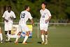 Mt Tabor Spartans vs RJR Demons Men's Varsity Soccer<br /> Forsyth Cup Soccer Tournament Consolation Match<br /> Saturday, August 24, 2013 at West Forsyth High School<br /> Clemmons, North Carolina<br /> (file 185509_BV0H4055_1D4)