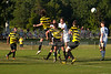 Mt Tabor Spartans vs RJR Demons Men's Varsity Soccer<br /> Forsyth Cup Soccer Tournament Consolation Match<br /> Saturday, August 24, 2013 at West Forsyth High School<br /> Clemmons, North Carolina<br /> (file 181840_803Q4465_1D3)
