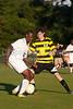 Mt Tabor Spartans vs RJR Demons Men's Varsity Soccer<br /> Forsyth Cup Soccer Tournament Consolation Match<br /> Saturday, August 24, 2013 at West Forsyth High School<br /> Clemmons, North Carolina<br /> (file 190941_803Q4535_1D3)