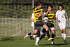 Mt Tabor Spartans vs RJR Demons Men's Varsity Soccer<br /> Forsyth Cup Soccer Tournament Consolation Match<br /> Saturday, August 24, 2013 at West Forsyth High School<br /> Clemmons, North Carolina<br /> (file 183047_BV0H3975_1D4)