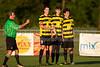 Mt Tabor Spartans vs RJR Demons Men's Varsity Soccer<br /> Forsyth Cup Soccer Tournament Consolation Match<br /> Saturday, August 24, 2013 at West Forsyth High School<br /> Clemmons, North Carolina<br /> (file 191621_BV0H4175_1D4)