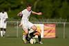 Mt Tabor Spartans vs RJR Demons Men's Varsity Soccer<br /> Forsyth Cup Soccer Tournament Consolation Match<br /> Saturday, August 24, 2013 at West Forsyth High School<br /> Clemmons, North Carolina<br /> (file 190159_BV0H4104_1D4)
