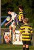 Mt Tabor Spartans vs RJR Demons Men's Varsity Soccer<br /> Forsyth Cup Soccer Tournament Consolation Match<br /> Saturday, August 24, 2013 at West Forsyth High School<br /> Clemmons, North Carolina<br /> (file 192320_BV0H4195_1D4)
