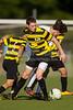 Mt Tabor Spartans vs RJR Demons Men's Varsity Soccer<br /> Forsyth Cup Soccer Tournament Consolation Match<br /> Saturday, August 24, 2013 at West Forsyth High School<br /> Clemmons, North Carolina<br /> (file 180141_BV0H3840_1D4)