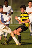 Mt Tabor Spartans vs RJR Demons Men's Varsity Soccer<br /> Forsyth Cup Soccer Tournament Consolation Match<br /> Saturday, August 24, 2013 at West Forsyth High School<br /> Clemmons, North Carolina<br /> (file 191307_BV0H4170_1D4)