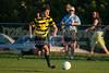 Mt Tabor Spartans vs RJR Demons Men's Varsity Soccer<br /> Forsyth Cup Soccer Tournament Consolation Match<br /> Saturday, August 24, 2013 at West Forsyth High School<br /> Clemmons, North Carolina<br /> (file 191234_QE6Q1105_1D2N)